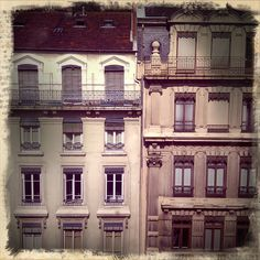 Old Buildings #Lyon #France #architecture