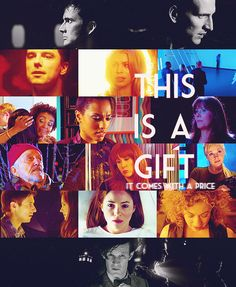 This is a gift. It comes with a price. And not a little bit of emotional damage to the viewers.