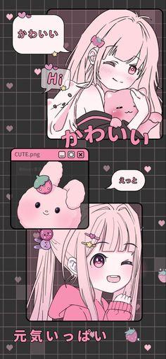 Wibu hình nền in 2021   Pink wallpaper anime, Anime wallpaper iphone, Hello kitty iphone wallpaper