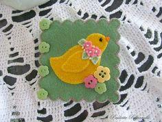 Non-woven bird coasters