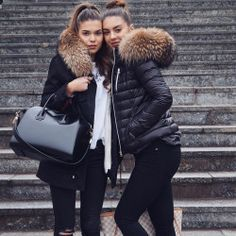 Puffer short jackets styling ideas – Just Trendy Girls Winter Looks, Winter Wear, Autumn Winter Fashion, Mens Winter, Chic Winter Outfits, Neue Outfits, Moda Boho, Elegantes Outfit, Mode Hijab