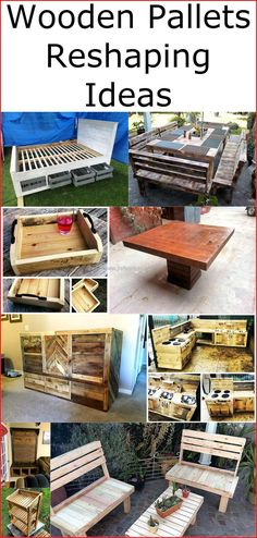 From a few things that can be used again after fulfilling their main purpose are the recycled wooden pallets as they can be reshaped into inspiring objects that helps in making the area eye-catching where they are placed. The great purpose for which the pallets can be used is the increase of the storage space because anything that can be created using the pallets can include the drawers or the storage space in any other form. Here you can see how reshaping the upcycled wood pallets can turn…