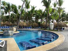 Domicaanse Republiek zwembad @ hotel
