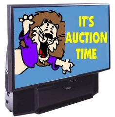The Jonesboro Lions TV Auction will be on Saturday, December 7.  You can watch and bid at www.lionstvauction.com