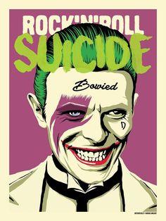 Bowie - Rock N Roll Suicide