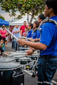 Come join the Kihei 4th Friday fun! Maui High School band takes the stage!