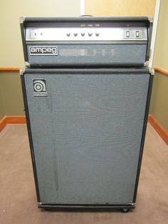 Ampeg V4B Bass Amp - As close as possible to the tone of the B-15N...but with a ton of power