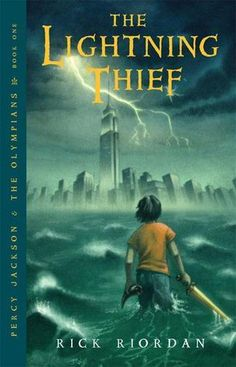 the lightning thief is an amazing book about a 12 year old boy who finds out that he is the son of Posiedon (god of the sea) and he and his friends go on an amazing quest to return zueses lightning bolt and to save his mum. i highly recommend reading it