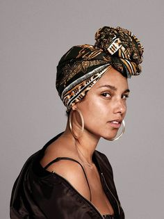 How To Achieve Alicia Keys' No Makeup Look | Into The Gloss
