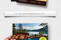 Big journey flyer - Creative Fabrica