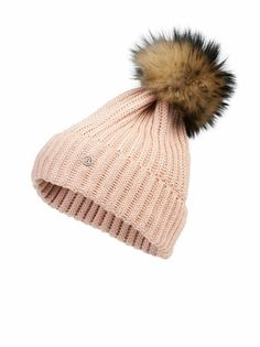 KNIT HAT LEONIE in Pink / Purple for Women | BOGNER USA