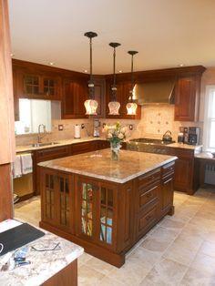 Majestic Kitchens & Bath Designer Roberto Leira... - Cabinetry ...