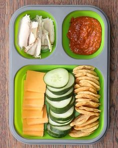 Easy Weekday Lunch Kit