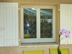 Une fenêtre fraîchement posée chez l'un de nos clients