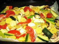 La Cuoca: Nejjednodušší zeleninové jídlo mého srdce