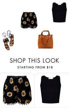 """Untitled #33"" by keshaunna-rucker ❤ liked on Polyvore featuring Rosetta Getty"