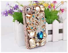 Bling! Voor je Samsung Galaxy S4 Samsung Galaxy S4, Bling, Cases, Jewel