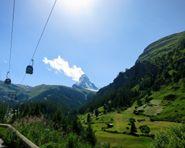 Obstakel vrij wandelen met een rolstoel in Zwitserland (#barrièrevrij Gepind ter inspiratie van recreatie ondernemers)
