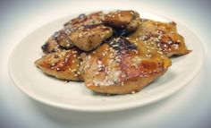 Korean Grilled Chicken recipe... Great for bbq, but also delicious cooked in a pan.   Not a traditional Korean recipe, but rather a modern dish with same delicious taste often found in Korean cuisine.