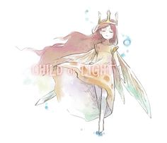 child of light, my favorite game!