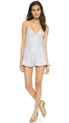 The Jetset Diaries Runaway Romper
