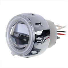 3000LM Motorcycle Angel Eye Lens HID Xenon Headlight Kit