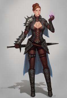 Game Character, Character Concept, Concept Art, Sword Mage, Medieval Fantasy, Golden Girls, Manga Games, Character Design Inspiration, Ark