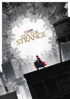 Doctor Strange Poster - Matt Ferguson