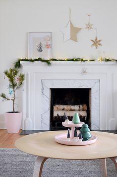 Nalle's House: Christmas Home Tour via Anu