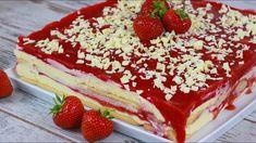All Recipes Lasagna, Cake Recipes, Dessert Sauces, Party Desserts, Casserole Recipes, Appetizer Recipes, Bakery, Cheesecake, Deserts
