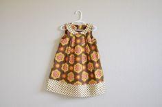 Izzy and Ivy designs Little Vicki dress pattern