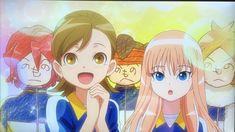 Eleven Eleven, Inazuma Eleven Go, Anime Characters, Fictional Characters, Japan, Seasons, Cute, Romance Anime, Couples