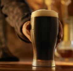 Raise a glass of Guinness to ... Guinness for putting principles before 'good craic'