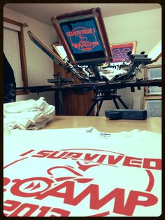 Custom T-Shirts by One Shot Boards, Inc. orders@oneshotboards.com | www.OneShotBoards.com