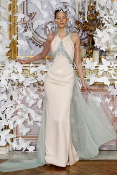 Alexis Mabille Spring 2014 Couture: Naomi Watts (www.ifiwasastylist.blogspot.com)