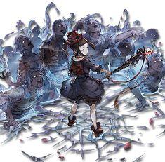 Rita_Shingeki no Bahamut Female Character Design, Character Design References, Character Concept, Character Art, Concept Art, Anime Fantasy, Fantasy Girl, Manga Characters, Fantasy Characters