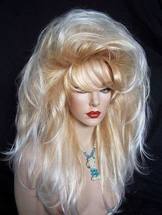 styling really hair wow drag big smooth frosted shown layer wow 1722