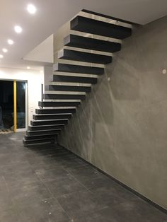 Beton Design, Decoration, New Homes, Stairs, Architecture, Home Decor, Staircases, Home Exterior Design, Build House