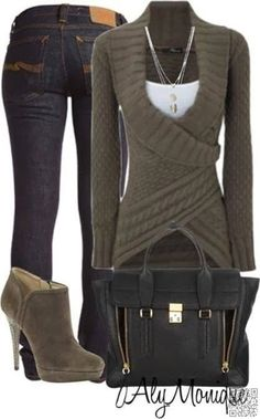 29 Chic Fall #Outfits for Teens ...