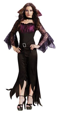 womens vampire costumes | Home >> Vampire Costumes >> Gothic Vampire Costumes >> Womens Gothic ... THIS IS AS VAMPIRE AS I GET , AT LEAST THIS DRESS IS STILL CUTE