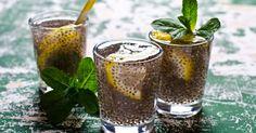 L'eau de chia, la nouvelle eau citronnée du matin ?