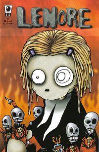 Lenore, the Cute Little Dead Girl - Wikipedia, the free encyclopedia