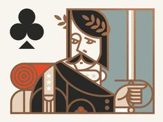 King of Clubs by Jay Fletcher
