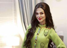 Pakistan's Fashion Model & Actress, Ayesha Linnea Akhtar