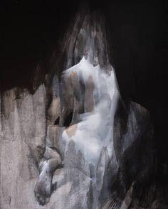 "Saatchi Art Artist Zin Lim; Painting, ""NOMAD 15"" #art"
