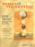 Women In Engineering (WIE) - You can preview the magazine on the IEEE site.