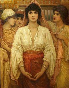 """Esther""-Kate Gardiner Hastings (1837-1925)"