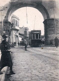 1910-1920 Thessaloniki As Time Goes By, Greek Art, Thessaloniki, Macedonia, Greece, Street View, History, Greece Country, Historia