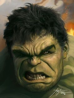 The Incredible Hulk. Hulk Avengers, Marvel Dc Comics, Marvel Heroes, Marvel Avengers, Hulk Comic, Hulk Tattoo, Marvel Comic Universe, Marvel Cinematic Universe, Hulk Artwork