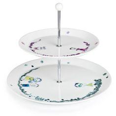 Poul Pava, be friends kakefat - kitchn. Tiered Cakes, Ceramics, Platter, Ceramica, Pottery, Ceramic Art, Ceramic Pottery, Bunting Cake Toppers
